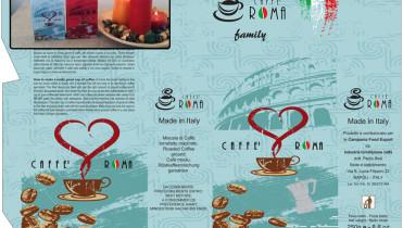 Campania Food, packaging