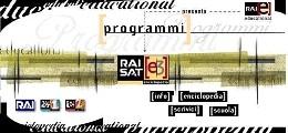 RaiSat 3: enciclopedia